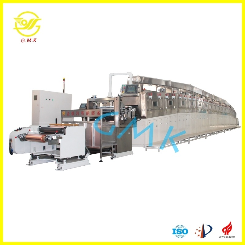 Lithium Battery Vertical Type Single (double) Surface Coating Machine