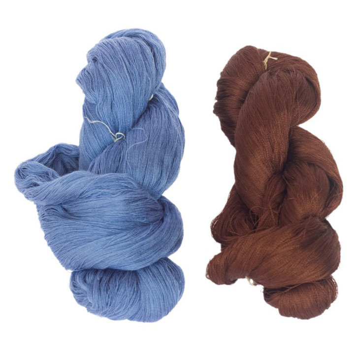9~100nm Wool / Polyamide Blended Yarn