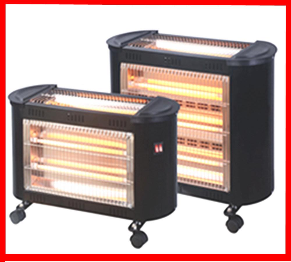 Quartz Heater 5, 000 Hours Lifespan Infrared Heater in Winter