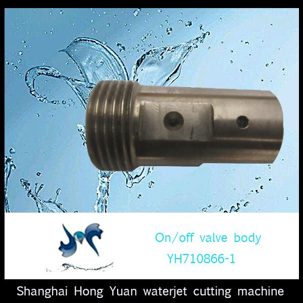 Dwj Water Jet Abrasive Cutting Head for Waterjet Cutter