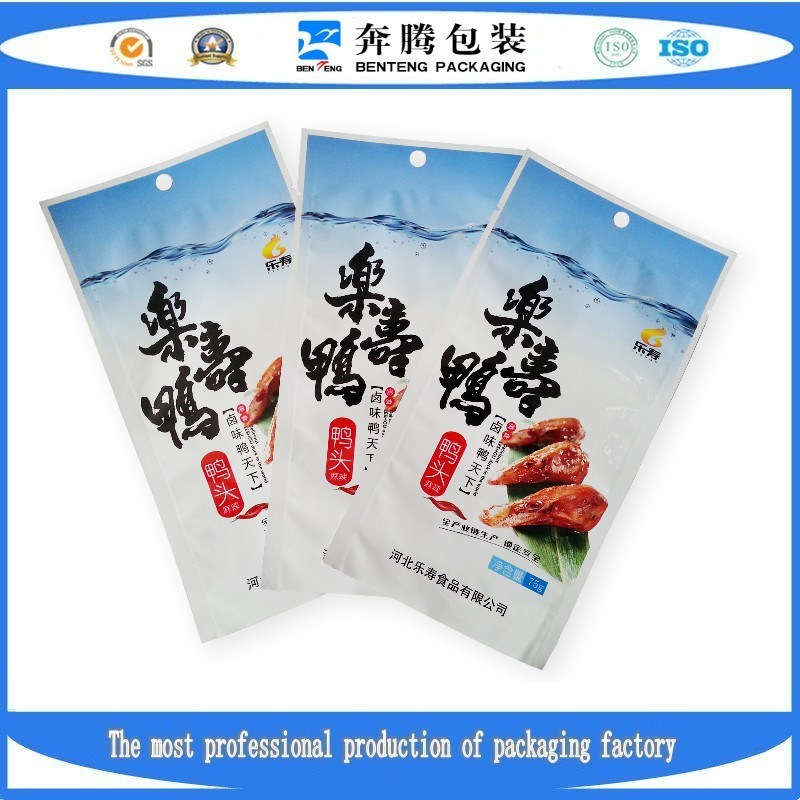 Manufacturers of High-Temperature Vacuum Cooking Foil Bags