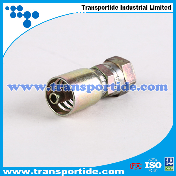 Transportide Swaged Hose Fittings / Pipe Fittings