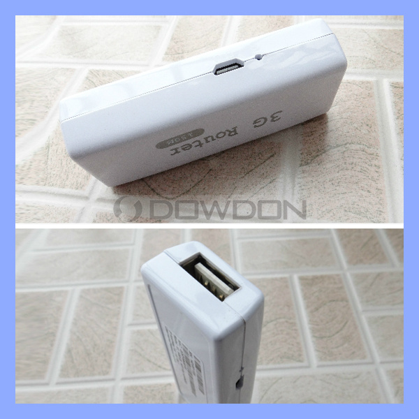Portable Wireless Router, 3G WiFi Router 150Mbps WiFi Router (Router-831)