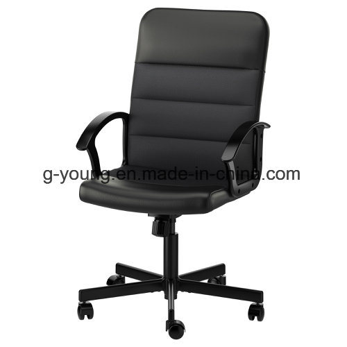Comfortable Man Leather Soft Director Swivel Chair Office Furniture