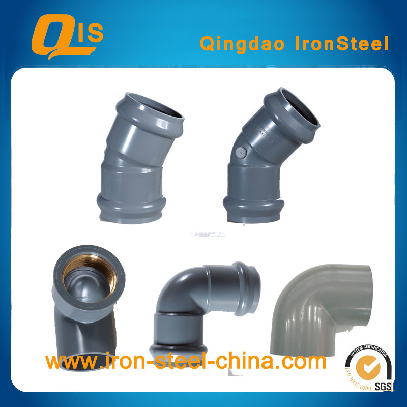 PVC Pipe Fitting for Water Supply