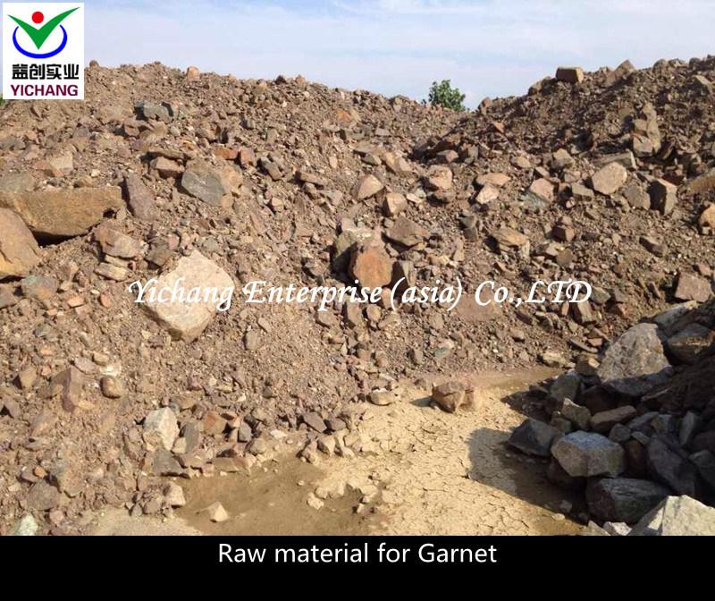 Alamandine Garnet