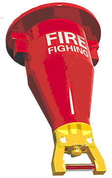 Small Aerosol Fire Extinguishing Device