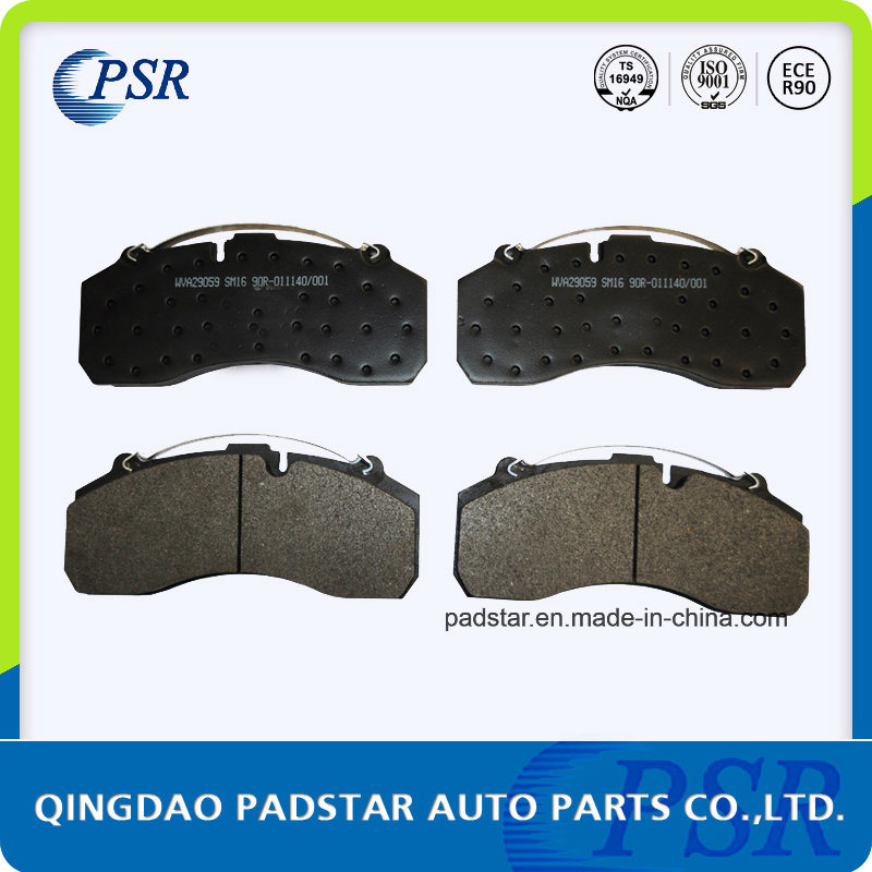 High Quality Auto Parts Heavy Truck Brake Pad