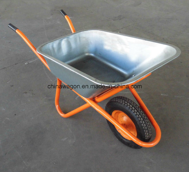 Construction Wheelbarrow /Russian Market Wheel Barrow