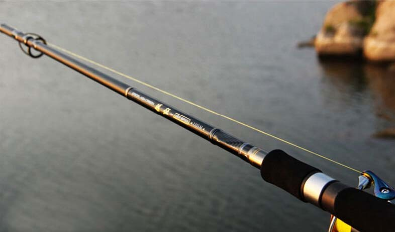 3.3m Seabass Fishing Rod High Carbon 3 Section Fishing Rod