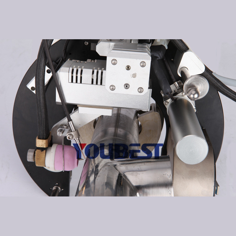 Automatic Steel Tube Pipe Arc Inverter TIG Orbital Welding Machine