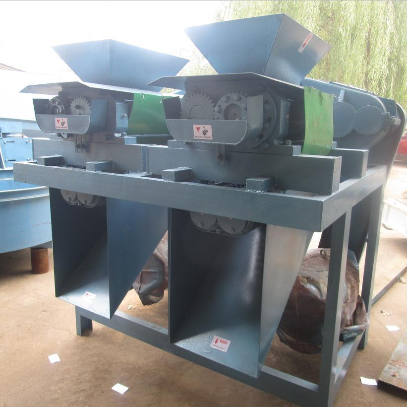 Double Roller Fertilizer Compaction Granulator