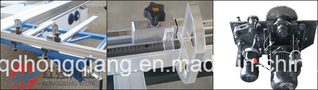 Mj6132dt Precision Sliding Table Saw/ Sliding Panel Saw