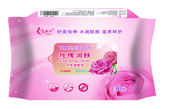 30 PCS Normal Cleaning Tissue