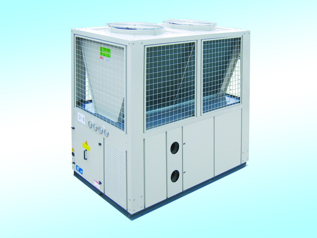 Air Cooled Chillers For Cooling Industrial Process Equipment #3CBF0D