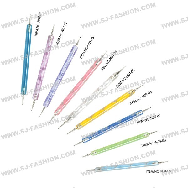 China Nail Art Dotting Tools (NDT-01) - China Nail Tools, Nail Art