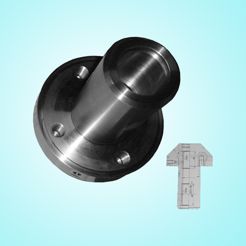Precision Turning Parts (construction machinery components)
