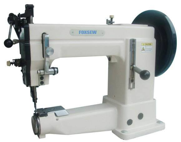 Single Needle Unison Feed Cylinder Bed Machine (Extra Heavy Duty)