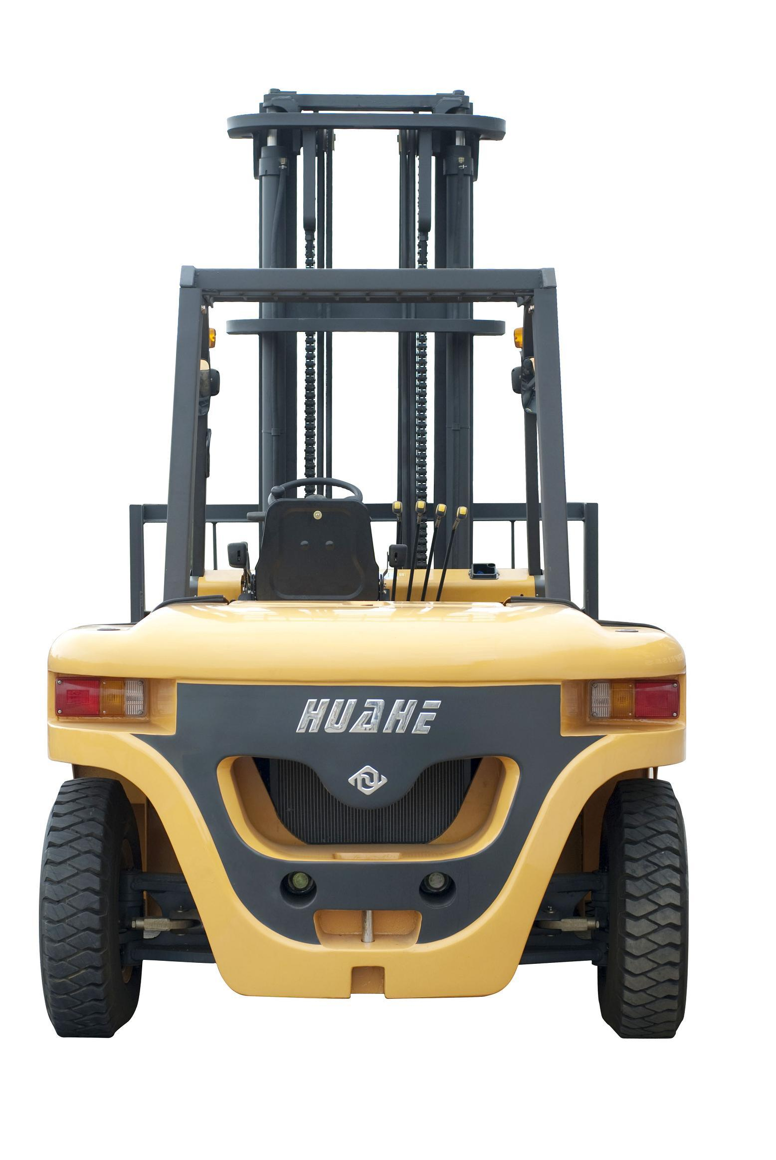 6.0t Diesel Forklift with 6meter Mast Height (HH70Z-W6-D)