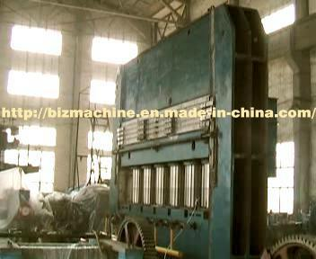 Strip Precured Tread Vulcanizing Press