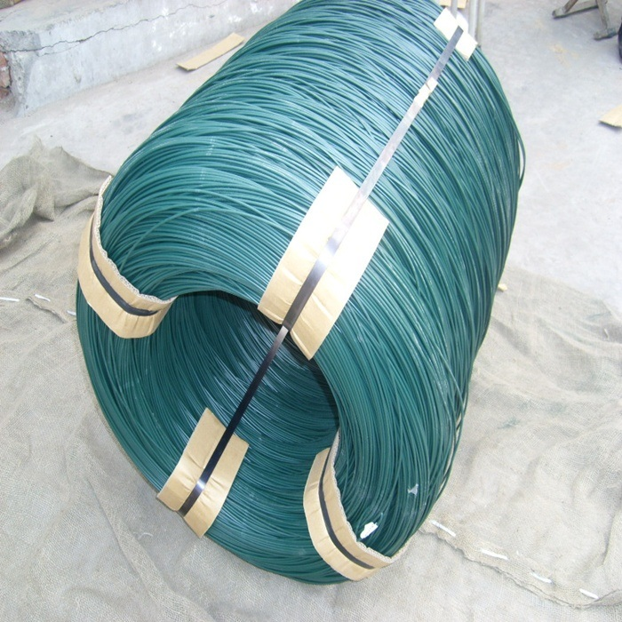 Pvc Coated Wire : China pvc coated wire iron
