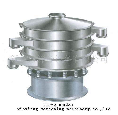 Vibrating Sieve Shaker