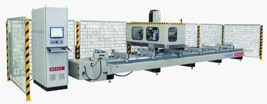 New Type High-Speed 4-Axis CNC Machining Center (02)