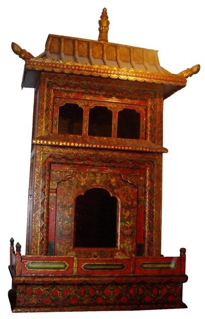 Chinese Wood Furniture on Tibetan Wood Shrine Furniture Tfa105    China Tibetan  Wood  Furniture