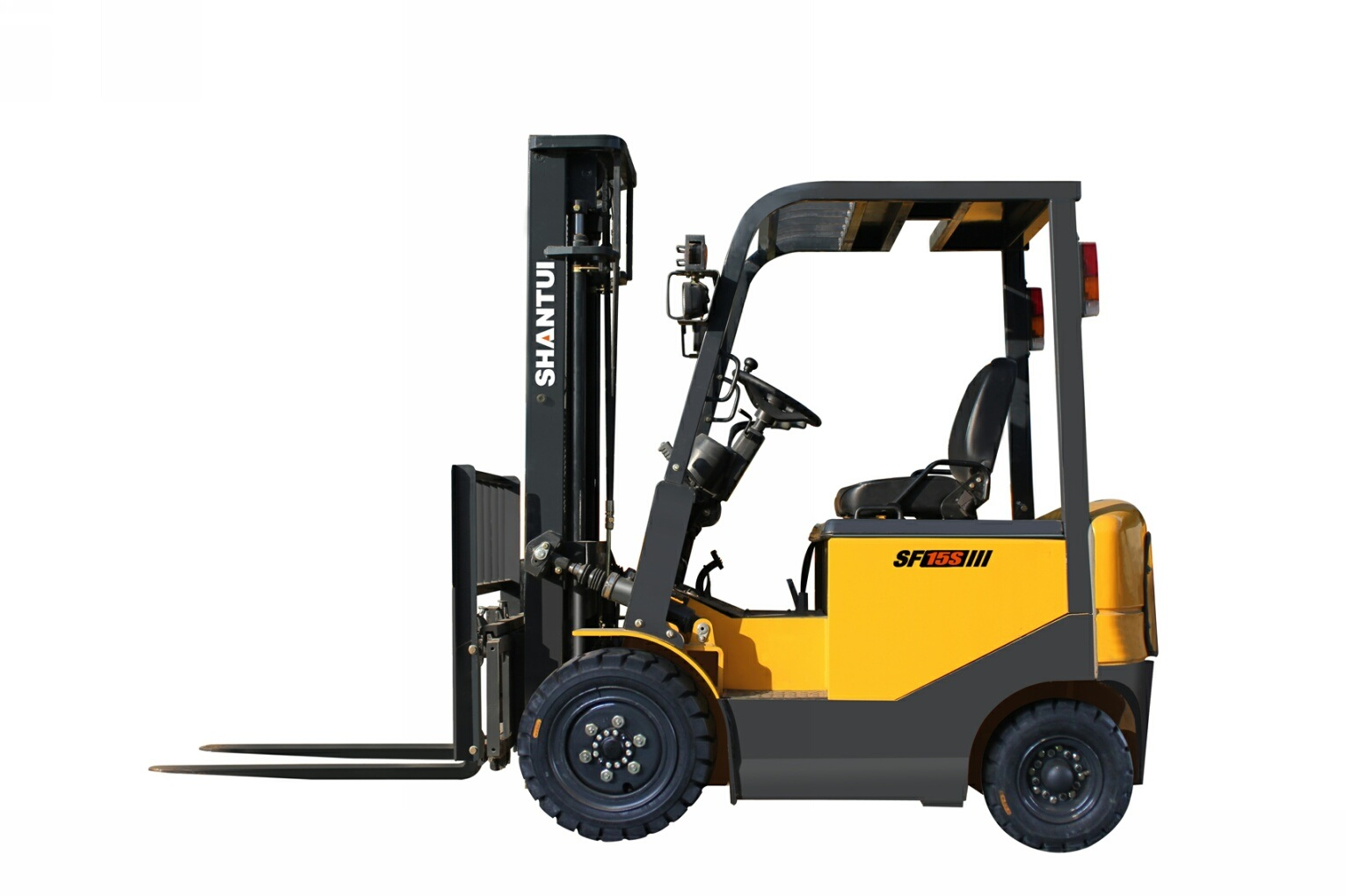 China Electric Forklift Sf15s Ac Photos