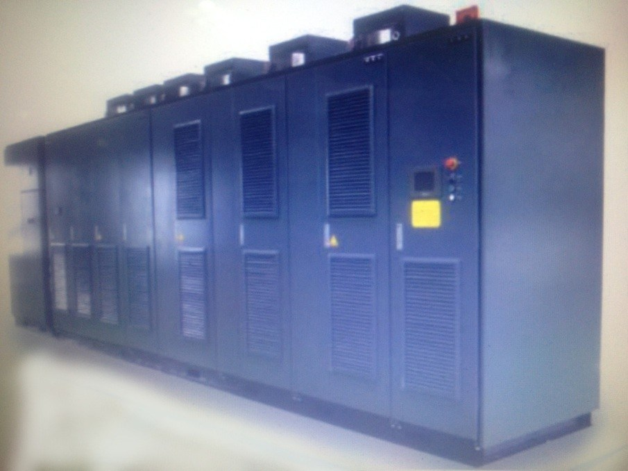 Medium Voltage Variable Frequency Drive for Water Supply Pumps