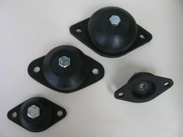 Custom Rubber Mount / Rubber Mounting / Anti Vibration Mounts / Rubber to Metal Bond