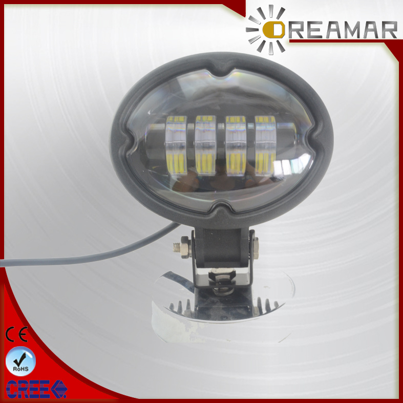 "40W CREE 5.5"" LED Work Light"
