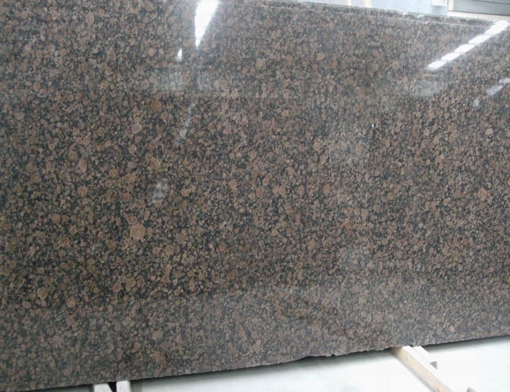 China Baltic Brown Granite China Brown Granite Baltic Brown