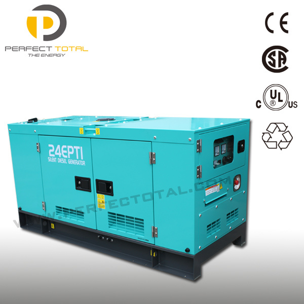 Denyo 25kVA Isuzu Diesel Generator Set