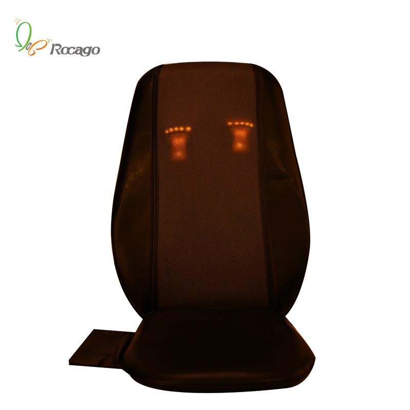 Motor Car Seat Massage Cushion Mat Massage Vibrator Cushion