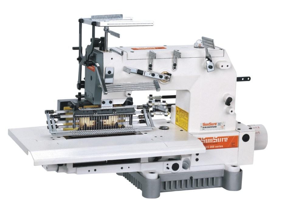 25 Needle Single Elastic Shirring Smocking Sewing Machine