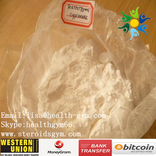 Hormones Testosterone Cypionate 58-20-8 for Muscle Growth