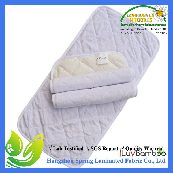 Waterproof Bamboo Baby Changing Liners