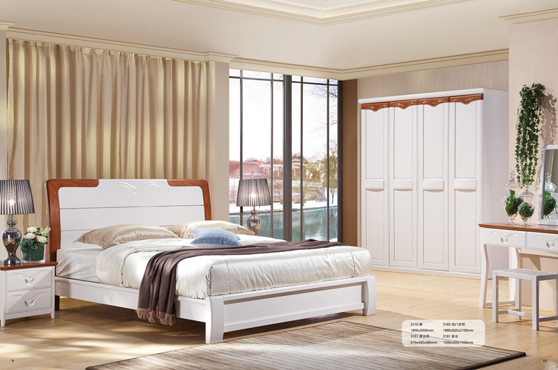 Modern Wooden Bedroom Furniture