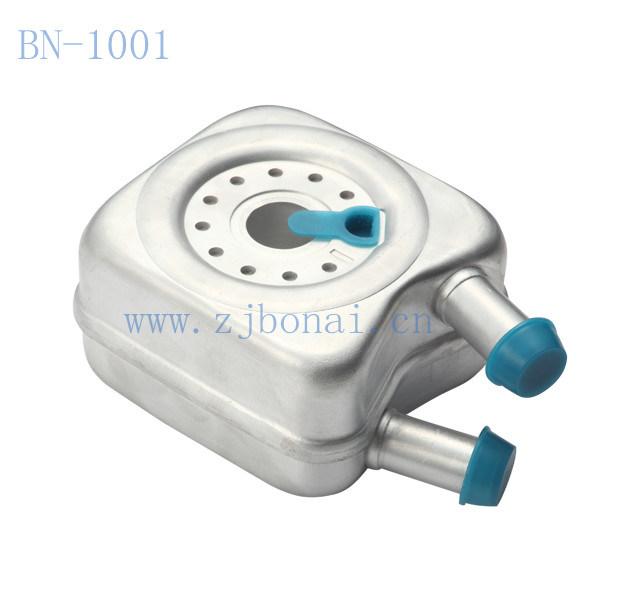 Oil Cooler for VW Volkswagen Jetta Passat Golf Beetle Audi A4 068 117 021 B/ 069 118 021 B Manufactory