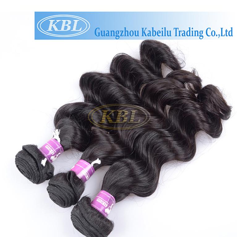 Loose Wave Hair, Brazilian Human Hair Weaving