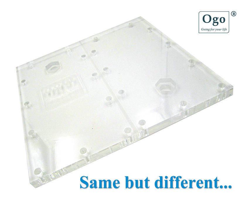 New Ogo Dry Cell End Plates Ogo-Ep437
