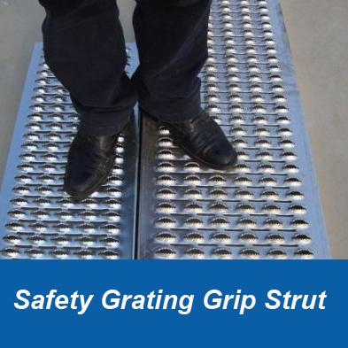Anti-Slip Grip Strut Stair Treads (HP-STAIRS0101)
