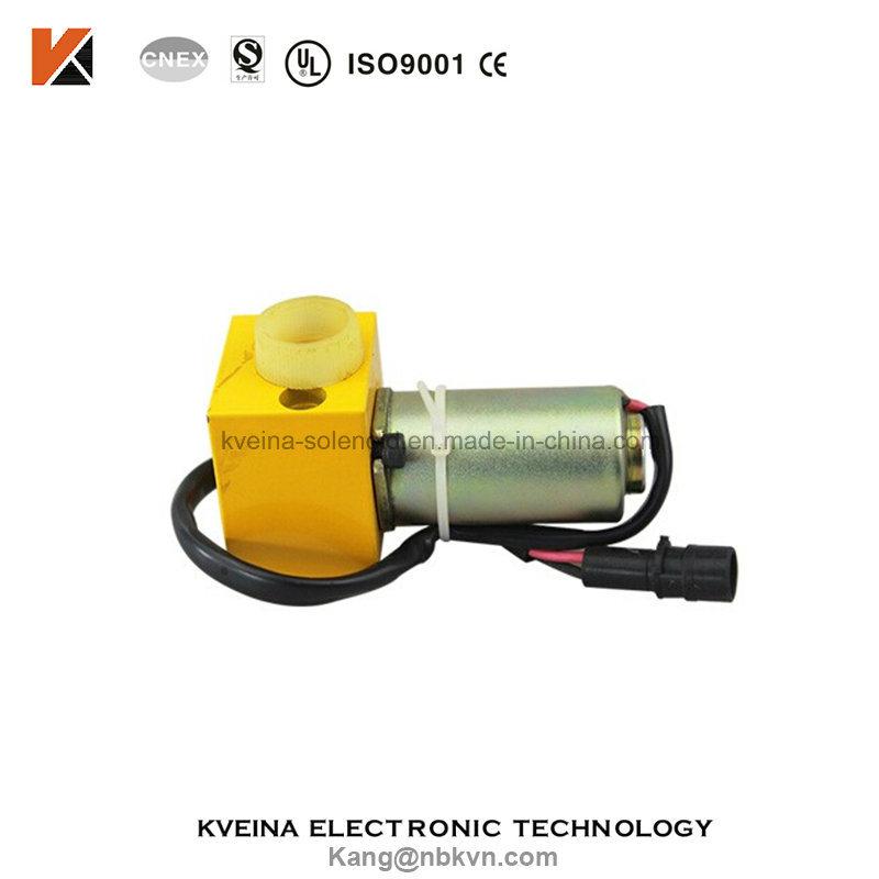 China Excavator 139-3990/320b Main Pump Solenoid with Seat