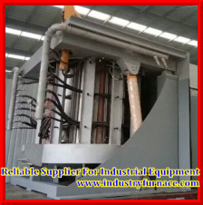 Coreless Medium Frequency Electric Induction Furnace for Steel/Iron/Stainless Steel/Copper/Aluminum Alloy Melting