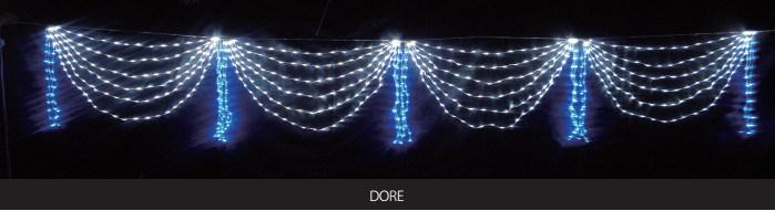 Curtain LED Light Home Garden Decoration