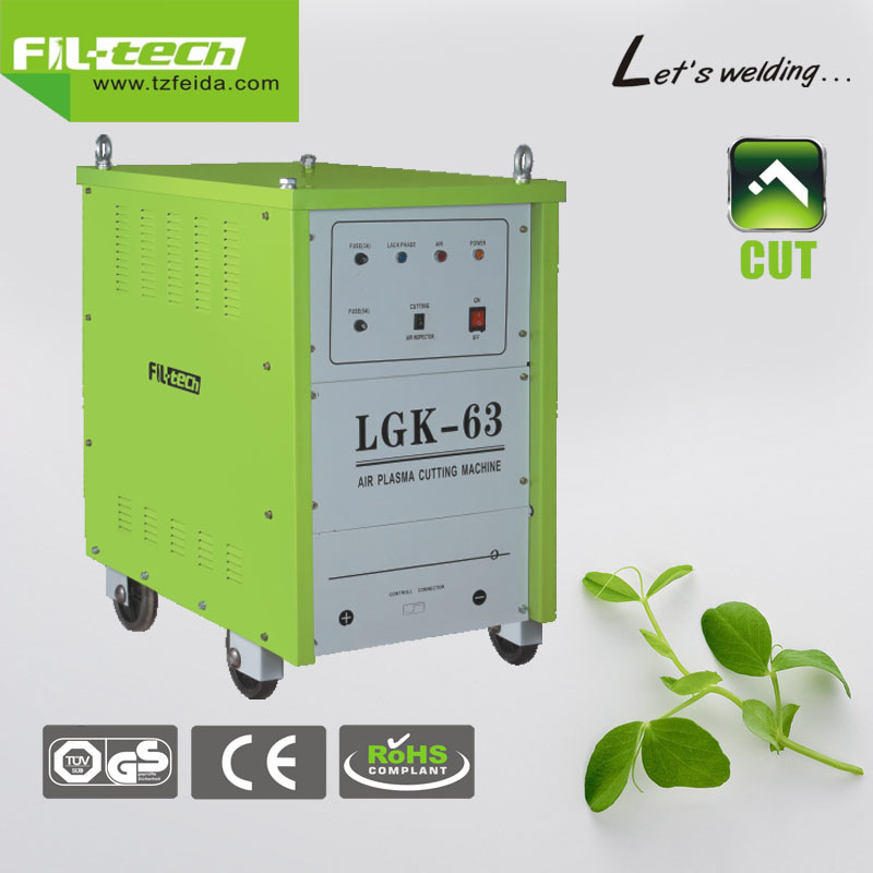 Compress Air Plasma Cutter for Professional Cutting (LGK-40/63/100/160)