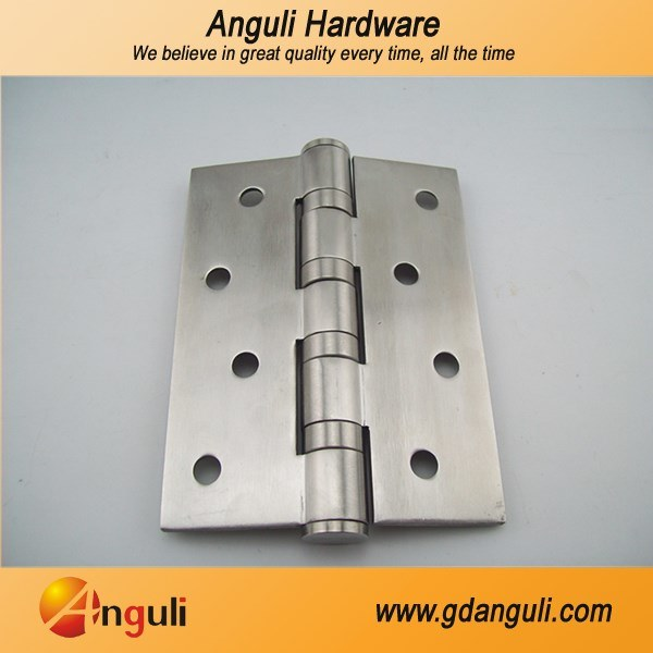 304 Stainless Steel Self-Closing Spring Loaded Hinge