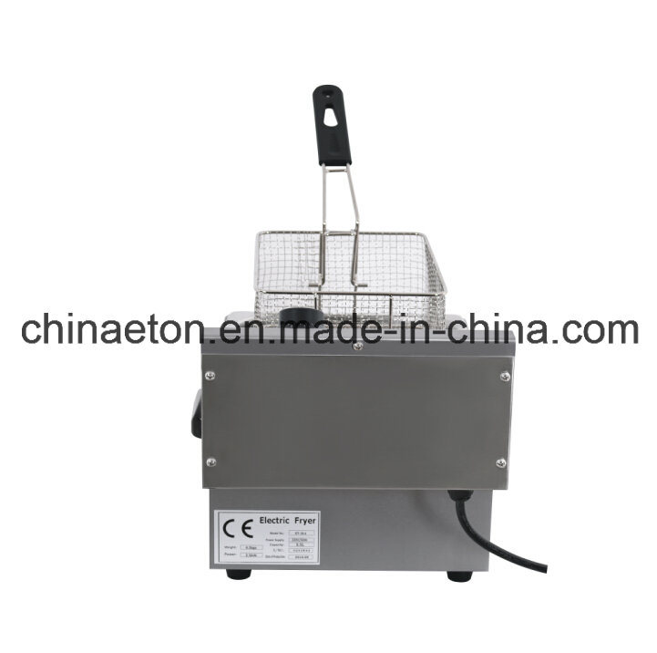Ce Approve Safety and Energy Saving China Wholesale Merchandise Professional Small Deep Fryer Et-Zl1