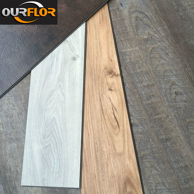 Factory Directly Offer PVC Vinyl Floor Tile / Vinyl Flooring Planks / Vinyl Floor Panels